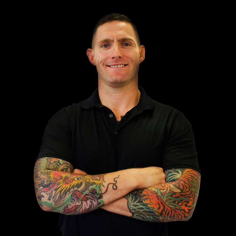 jesse topp owner of topp performance fitness and martial arts