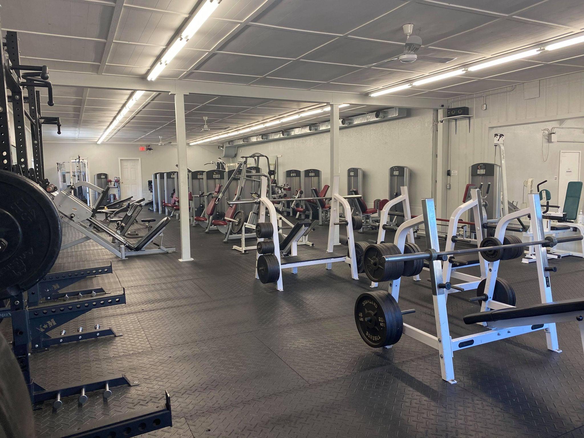 Topp24 Gym